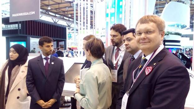 На международной промышленной выставке Hannover Messe 2018 «ХИММАШ-АППАРАТ» представил свои разработки
