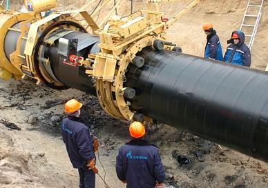 Современные материалы для газовой отрасли