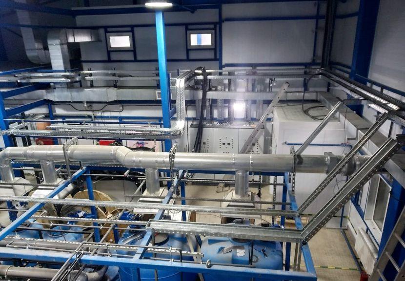 ГК «Штарк» продолжает пусконаладочные работы по проекту «Установка очистки производственных и дождевых сточных вод ЛОС-15» для СПГ-завода «Криогаз-Высоцк»