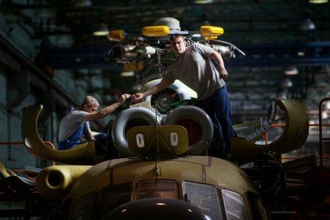 Холдинг «Вертолеты России» откроют производство Ми-8АМТ/Ми-171 в Казахстане