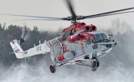 Первый Ми-171А2 передан зарубежному заказчику