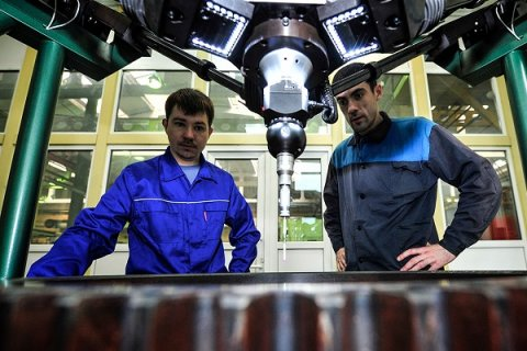 Объемы промышленного производства в столице выросли на 8,7%