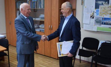 Богатый год на юбилеи в СибНИА