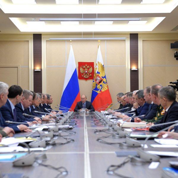 Президент утвердил новую доктрину энергетической безопасности России