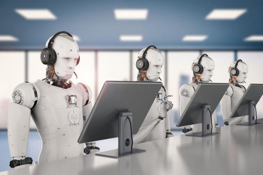 Как удвоить продуктивность юриста, бухгалтера и кадровика, и при чем здесь роботизация