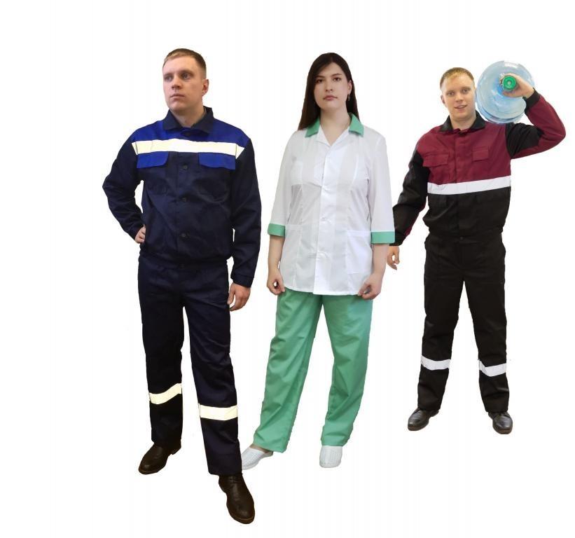 Компания «ПТК Спецодежда» предлагает качественный пошив спецодежды с нанесением логотипа всего за 3