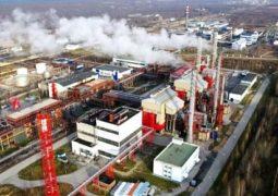 ПАО «МЕТАФРАКС» приступил к строительству нового азотного комплекса