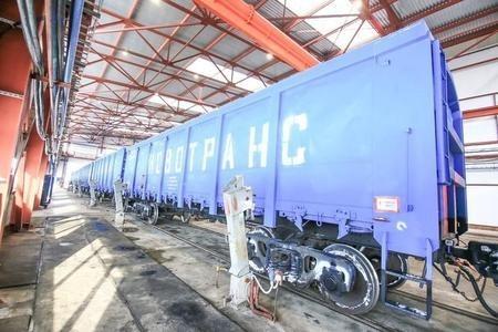 Новотранс запустил вторую очередь вагоноремонтного предприятия в Кузбассе