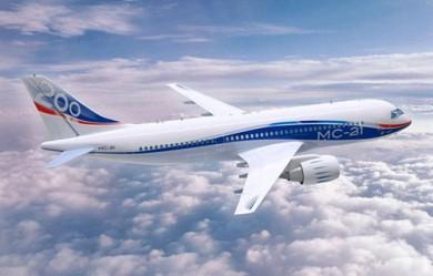 Возобновились регулярные летные испытания самолета МС-21-300