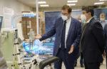 Делегация Минздрава России посетила «Швабе»