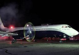 АО «ОДК-Климов» обеспечило первые успешные запуски силовых установок ТВ7-117СТ-01 на самолете Ил-114-300