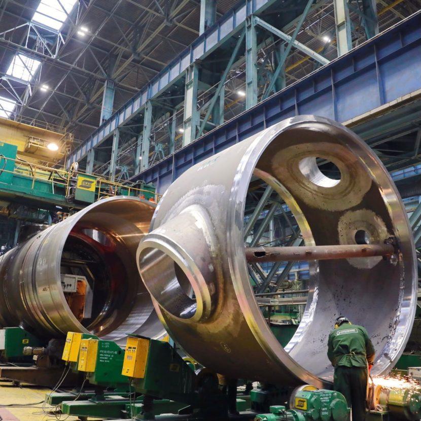 Завод «Атоммаш» начал производство реакторной установки для энергоблока № 2 Курской АЭС-2