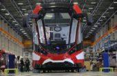 В Санкт-Петербурге запустят уникальные отечественные трамваи «Витязь-Ленинград» с алюминиевым кузовом