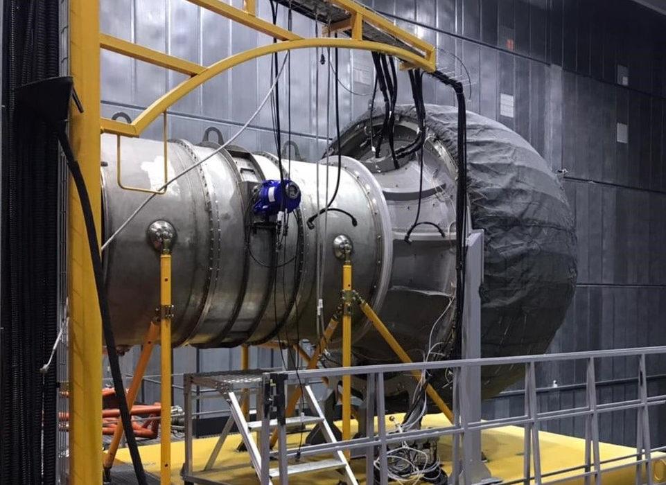 ОДК открыла станцию испытания авиадвигателей Д-36 на Арамильском авиаремонтном заводе