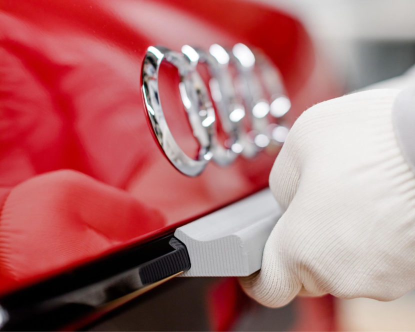 Audi печатает на 3D-принтере новые запчасти из отходов